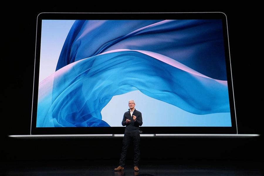 蘋果發表新一代MacBook Air、Mac Mini與iPad Pro