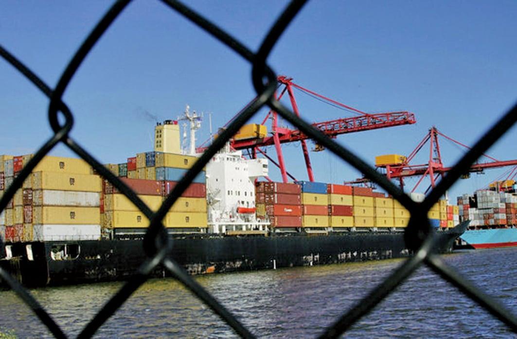 如果下個月底,美國總統特朗普和中國國家主席習近平之間的談判未能緩解貿易戰,美國準備在12月初宣佈對所有剩餘中國進口產品徵收關稅。(AFP)