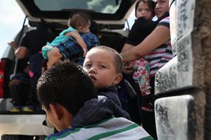 洪都拉斯大篷車暴露了全球化思潮的弊端