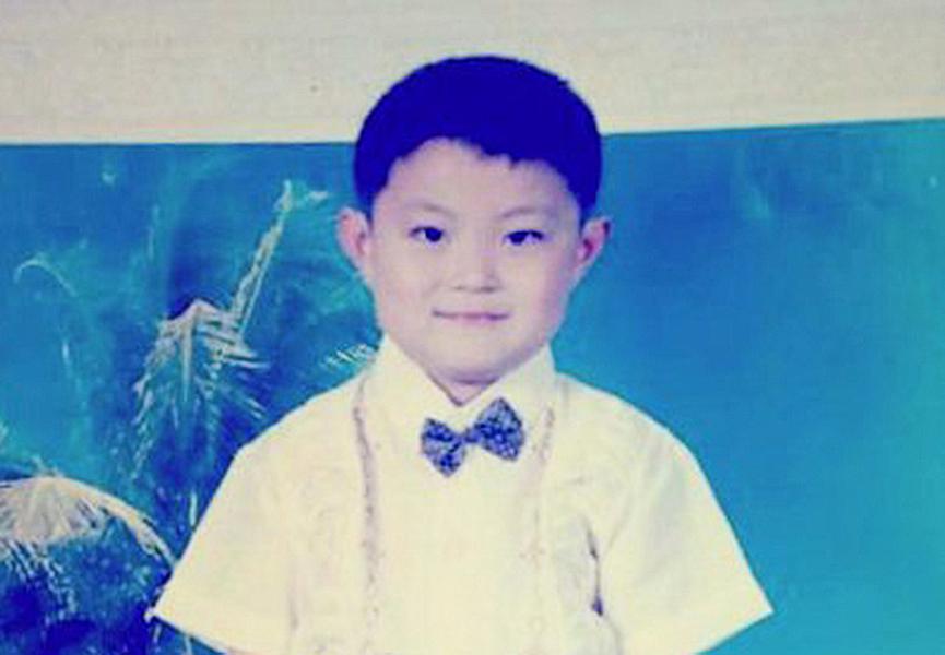 五歲時的一段緣 助中國小夥走過14年坎坷路