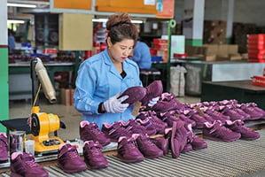 中國製造業沒有增長 出口訂單下降