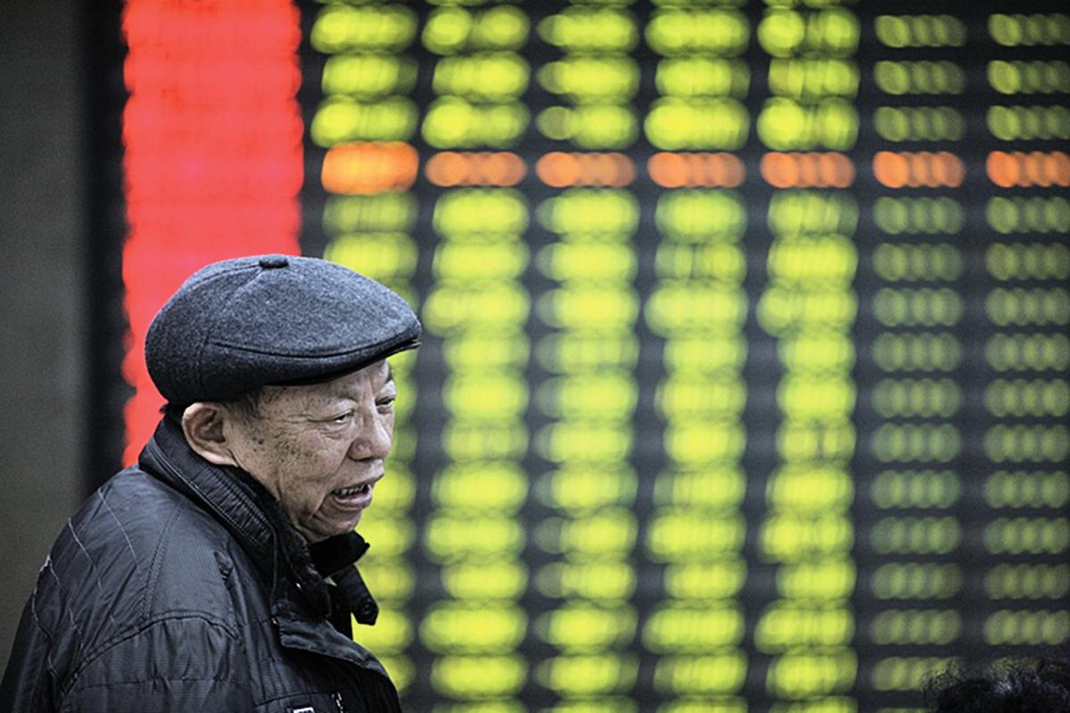 中共竭力「救市」,但已無底牌可打,中國人對中共政權和中國經濟的信心都喪失殆盡。(Getty Images)