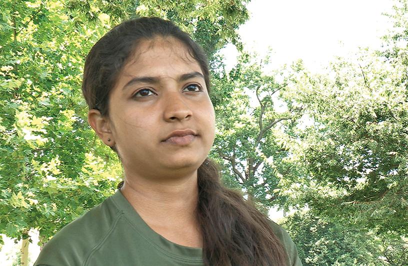 印度大學生:生命中最珍貴的禮物
