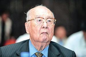 「紅色資本家」王光英去世 一百歲
