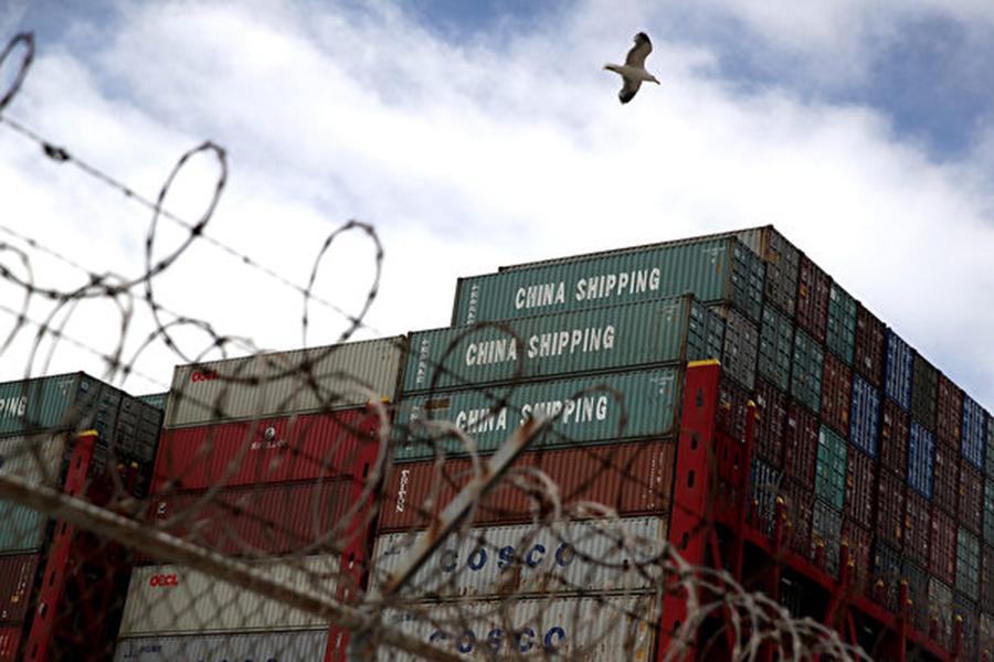 部分經濟學家看衰大陸經濟。圖為示意照。 (AFP)