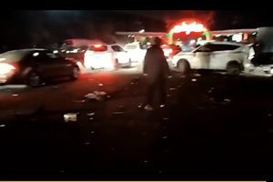 蘭州15死44傷重大車禍 被質疑是人禍