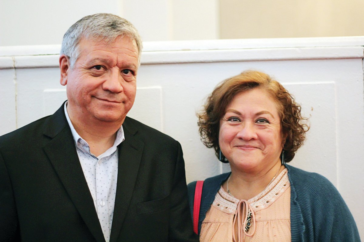在國際貨幣基金組織擔任顧問的Luis Cortavarrin先生。(大紀元)