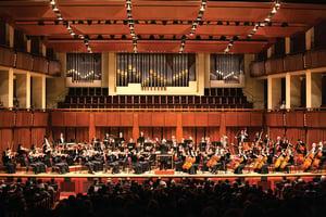 神韻交響樂感動華府觀眾 「就像是在天堂一樣」
