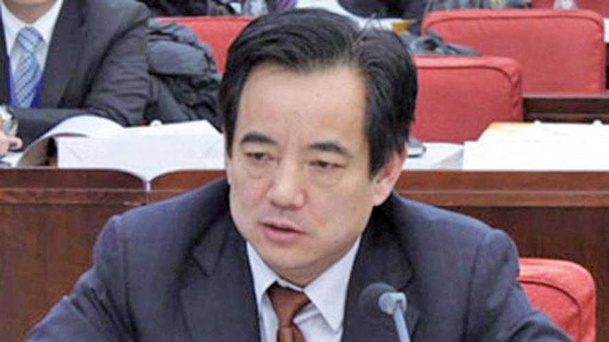 北京市朝陽區政協原副主席汪洋。(網絡圖片)