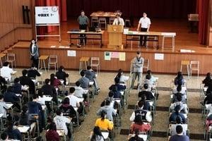 DSE中文科考生範文部份表現參差