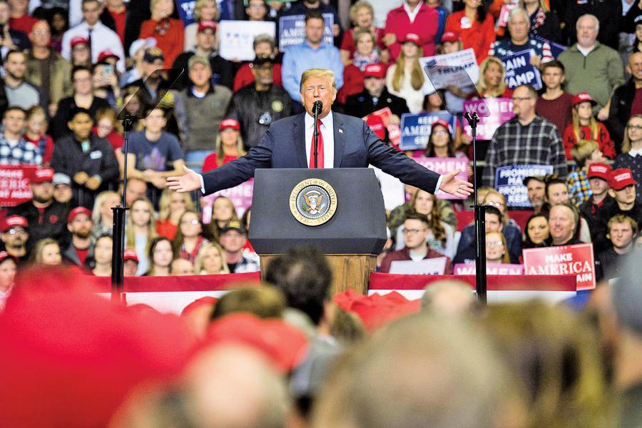 美中期選舉後 中美貿易戰去向受矚