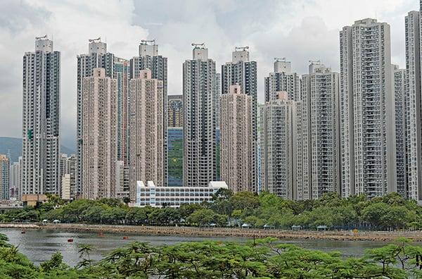 地政總署公佈,上月共批出4個預售樓花新盤項目,共涉1,481伙,但期間無一新盤申請預售,反映發展商對香港樓市後市看法審慎。(大紀元資料室)