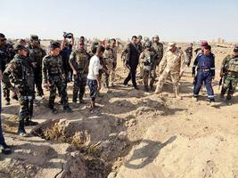 UN:伊拉克驚現IS留下200多墳坑