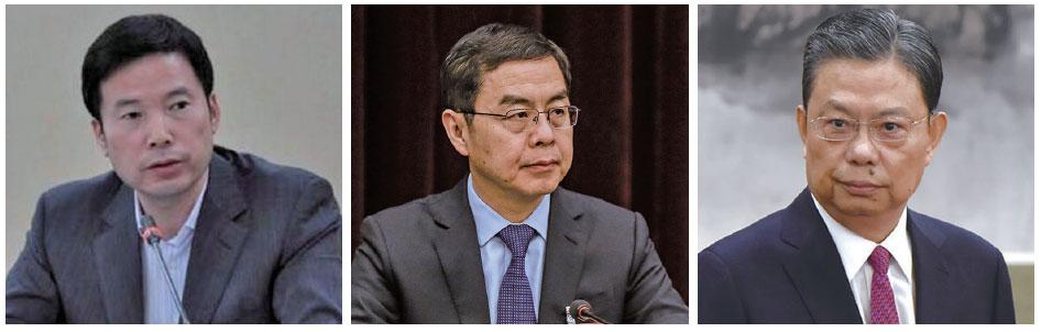 陝西省委秘書長錢引安落馬