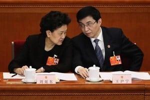 王滬寧提新權威主義 或為習總統制鋪路