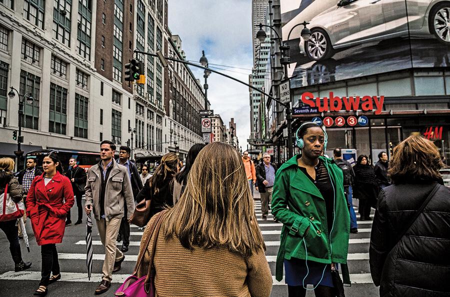 都市生活是否消磨我們與人為善的心懷?