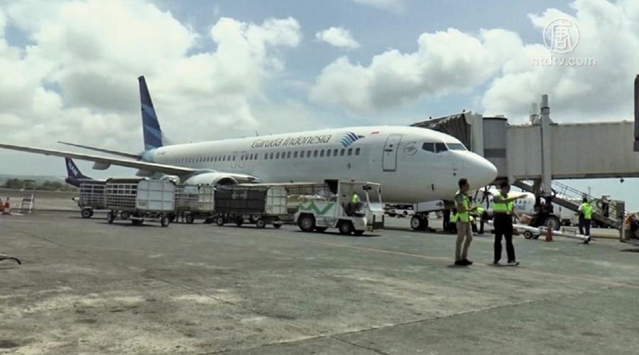 印尼獅航墜機 波音對「737 MAX客機」發警告