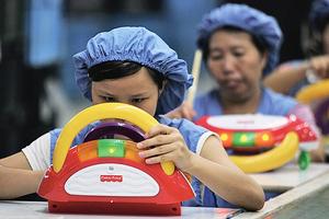 貿易戰影響中國出口商明年訂單或急劇減少