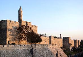 聖城期待神再臨——耶路撒冷四千年的故事(六)