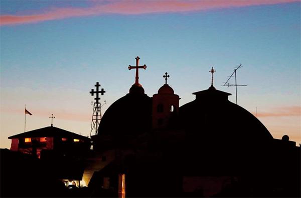 從1096年到1396年,十字軍至少十次出征,造成了各種族、各宗教之間的仇恨與對立,至今仍難以化解。(AFP)