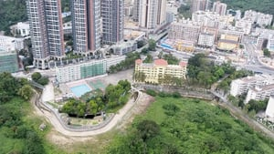 大陸邊防疑佔用香港土地