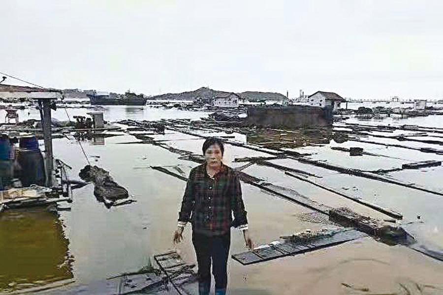 泉港碳九洩漏 漁民質疑官方通報