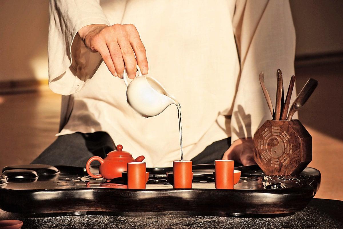 中國茶道是修身養性,追尋自我之道。(Fotolia)