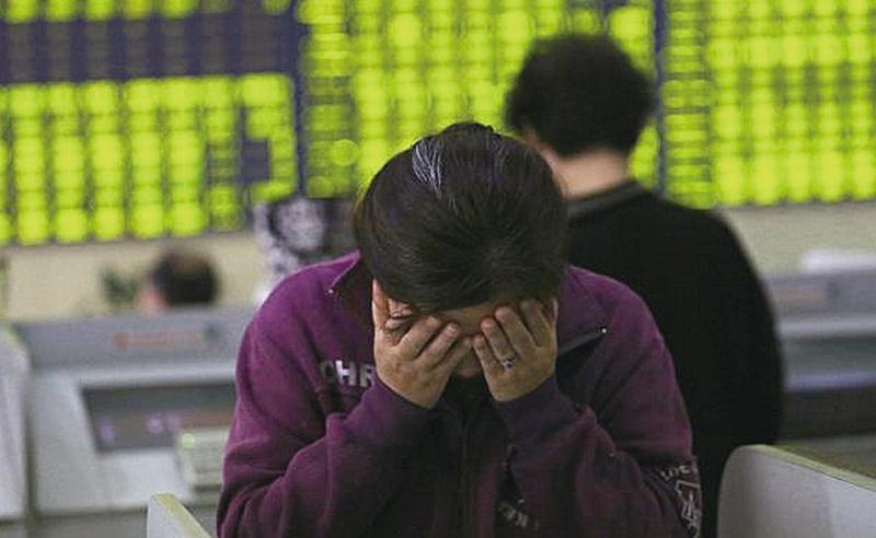 A股1年市值蒸發25萬億