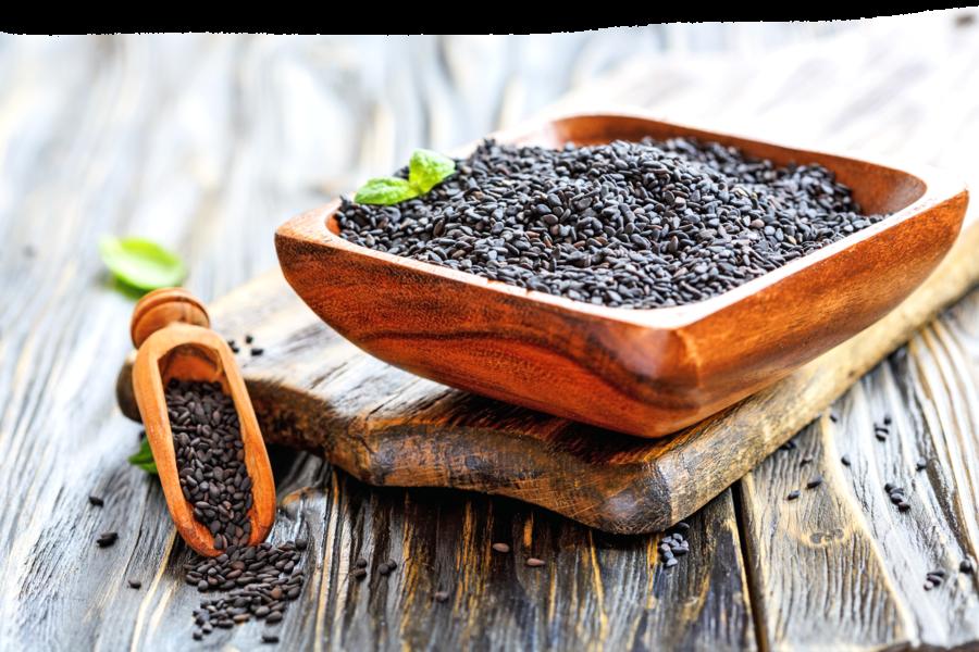醫食同源在日本 神奇的長生不老藥 ──黑芝麻