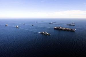 決戰太平洋 中共金援滲透 美澳軍事聯防