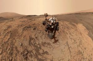 相隔一億多公里 地球人如何操控火星探測車