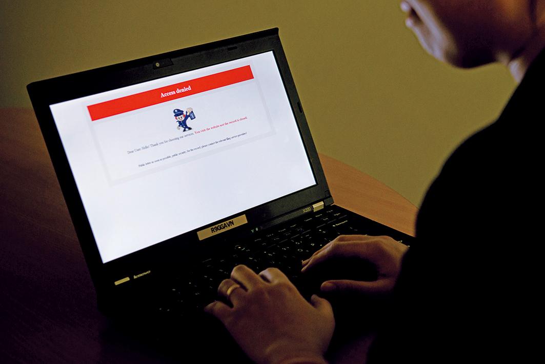 近日中共已封殺了9800多個自媒體帳號,有評論認為,中共封殺無法阻止真實資訊的傳播。(Getty Images)
