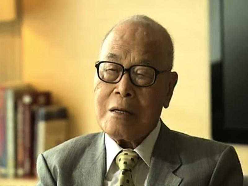首任行政會議召集人鍾士元去世 享年101歲