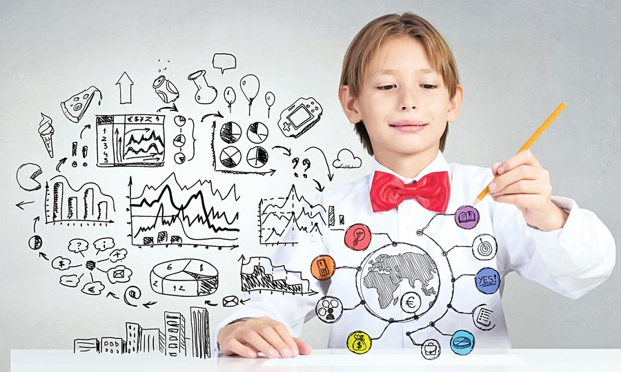 如何拓展天才兒童的視野