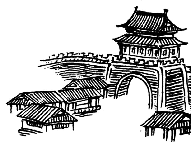 飛越古城關  (上)