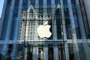 華爾街紛紛下調評級 蘋果股價跌落熊市