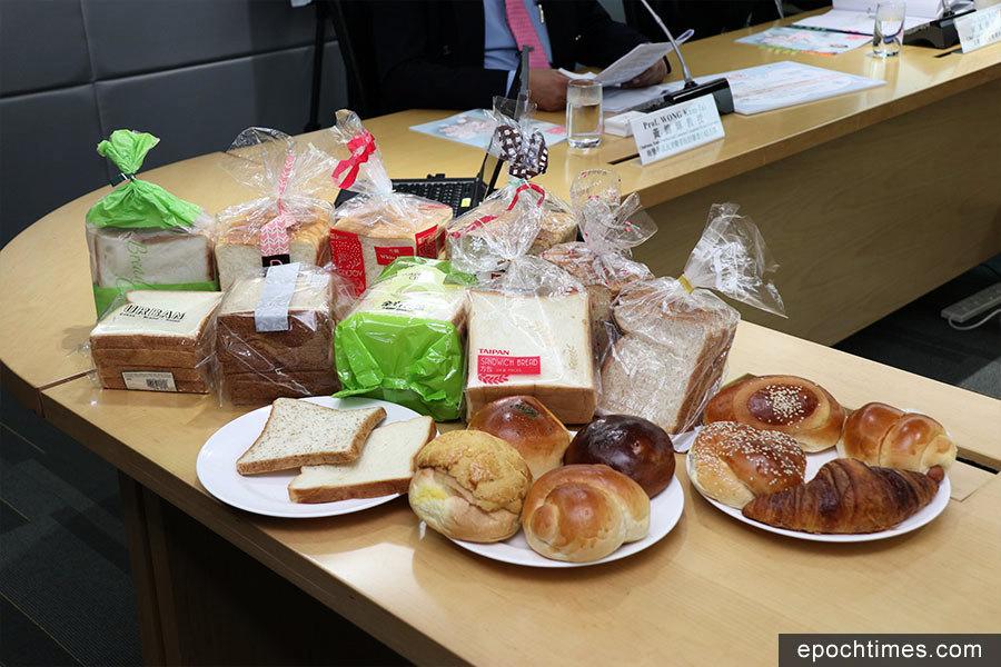 方包含鈉相當於腸仔包 消委會籲慎選麵包