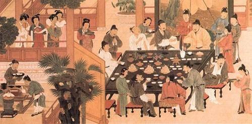 唐代宮廷茶文化