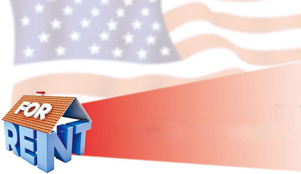 美國房租再創歷史新高