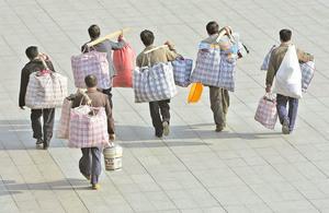 中共稱740萬人返鄉創業 所謂的「返鄉創業潮」實質是「大規模失業潮」
