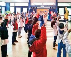 阿根廷首都公立學校將學煉法輪功定為官方教育項目