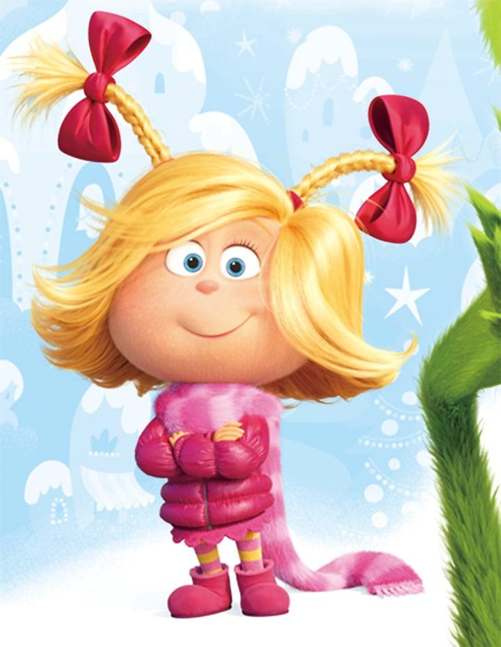 小女孩辛蒂娜曾想親自去北極尋找聖誕老人。