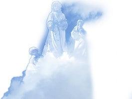 瀕死體驗---阿根廷聖母雕像滿臉血淚居民視為神蹟