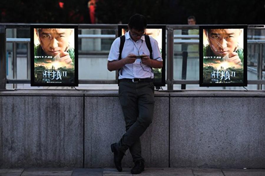 中共對國產電影復映出新規 《戰狼2》違規