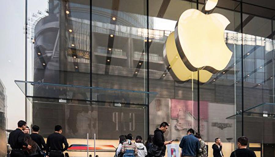 蘋果中國用戶 iCloud私隱引憂