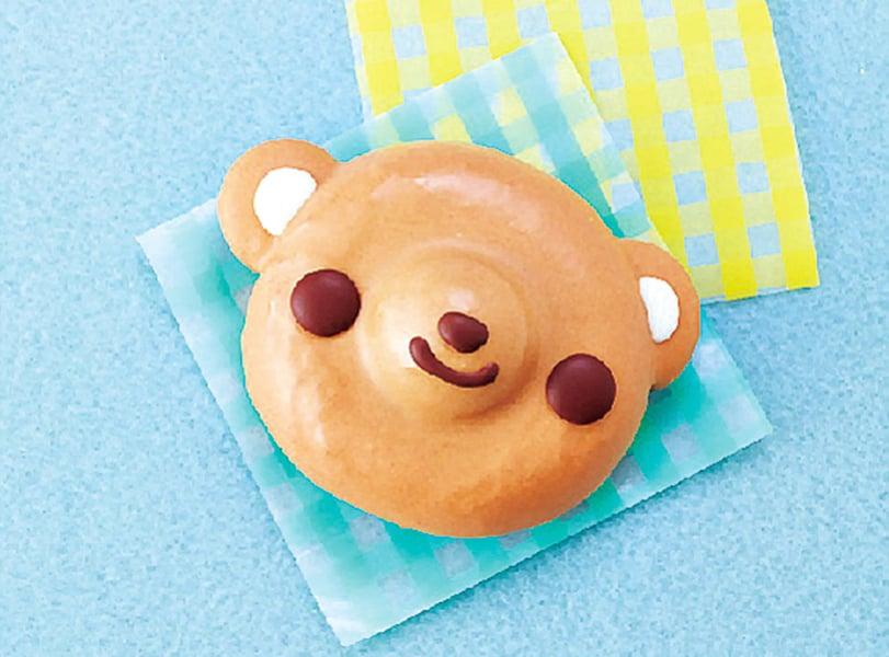 超人氣  動物甜甜圈 教你動手做