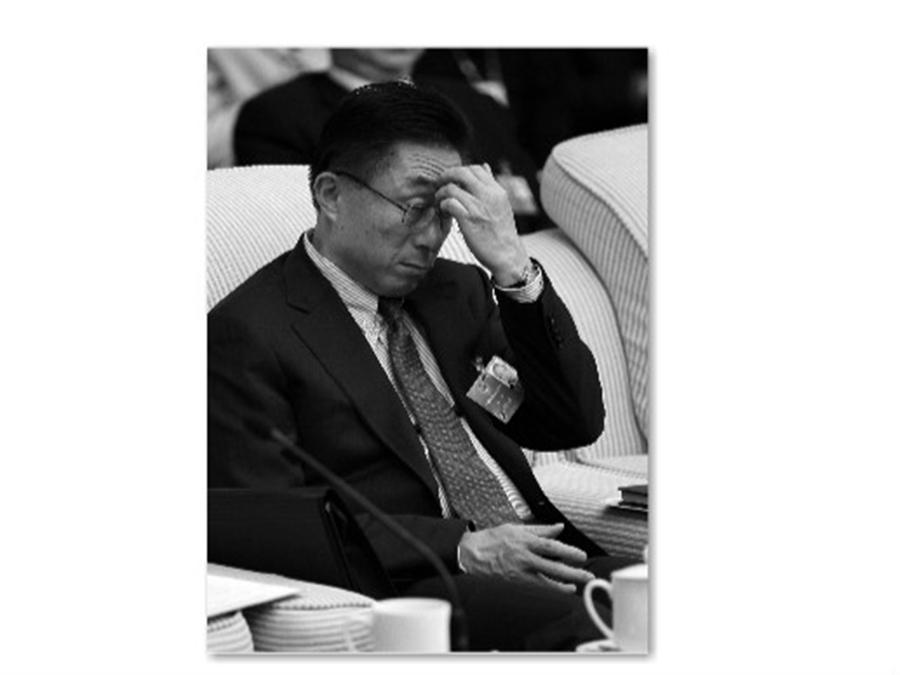 前上海檢察長陳旭被指是江澤民「上海幫」的重要成員。(大紀元資料室)