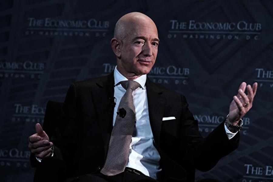世界首富預言:亞馬遜有朝一日會破產