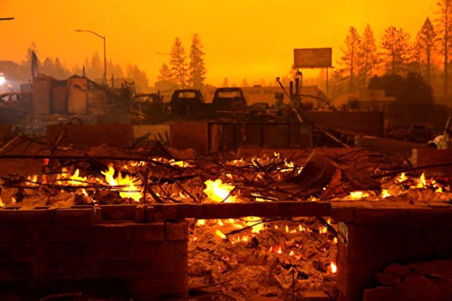 加州天堂鎮大火悲劇 十年前已有預演