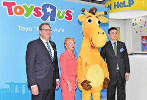 玩具反斗城看好亞洲市場 明年新增68門店
